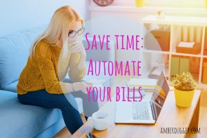 To Automate or not Automate your Bills