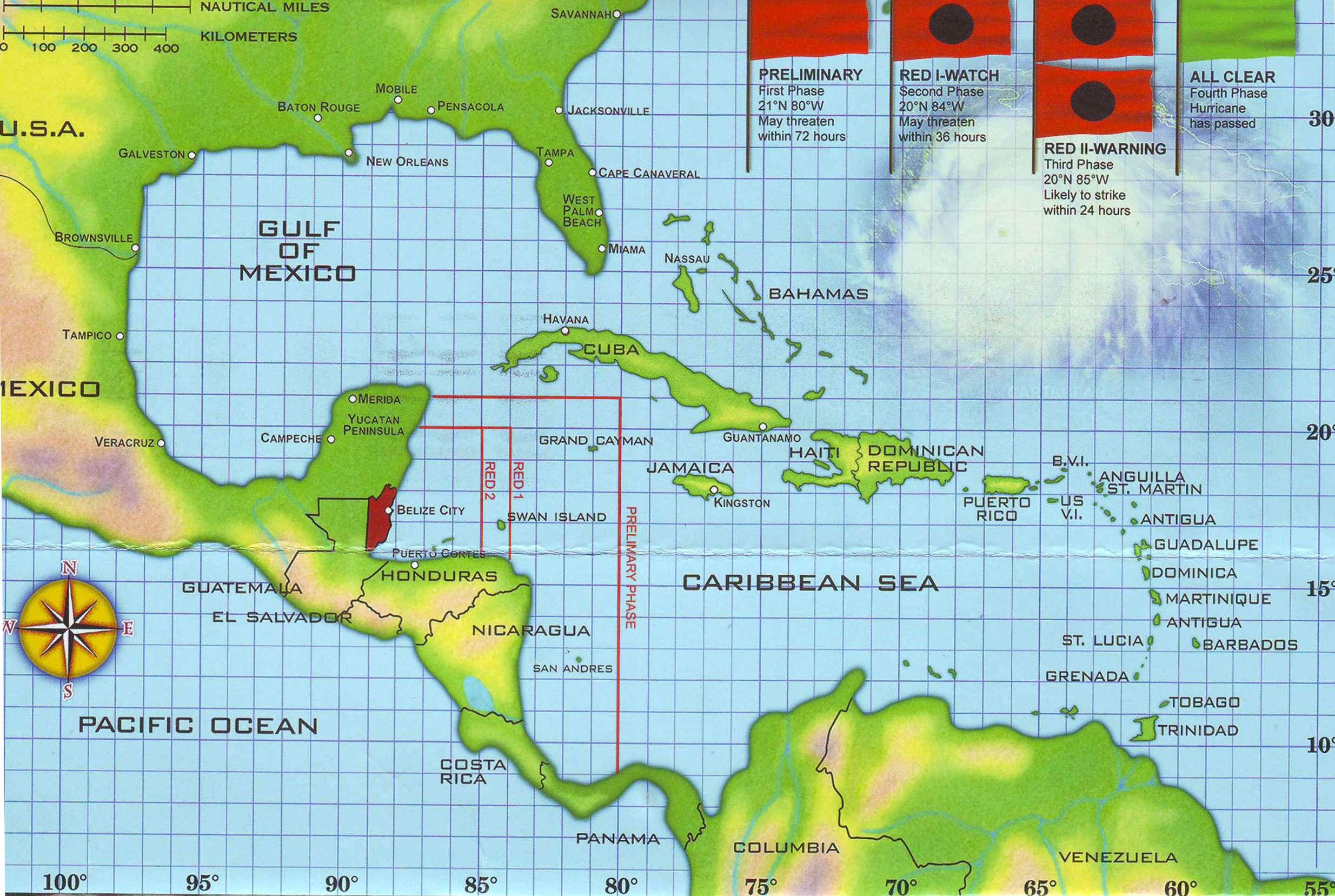 Belize Hurricane Net