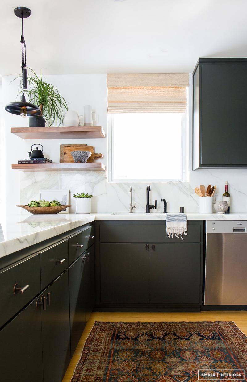 Cambio radical en la cocina