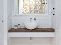 Small Powder Room Ideas – Amber Interiors