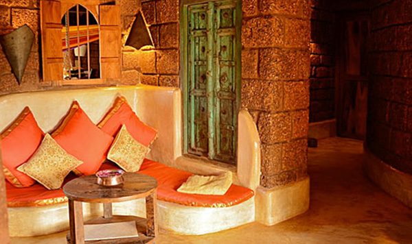 Amberlair Crowdsourced Crowdfunded Boutique Hotel - Yoga Magic Retreat - Sneak a peek at celebrities in Goa