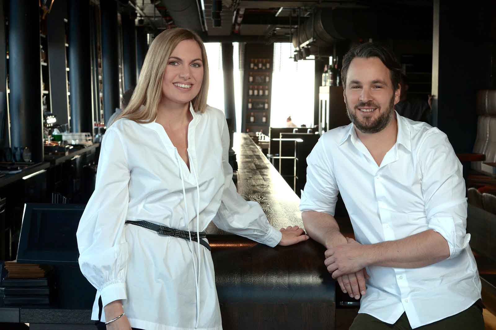 Amberlair Crowdsourced Crowdfunded Boutique Hotel - About Marcus Orbe and Kristin Lindenberg, founder of Amberlair
