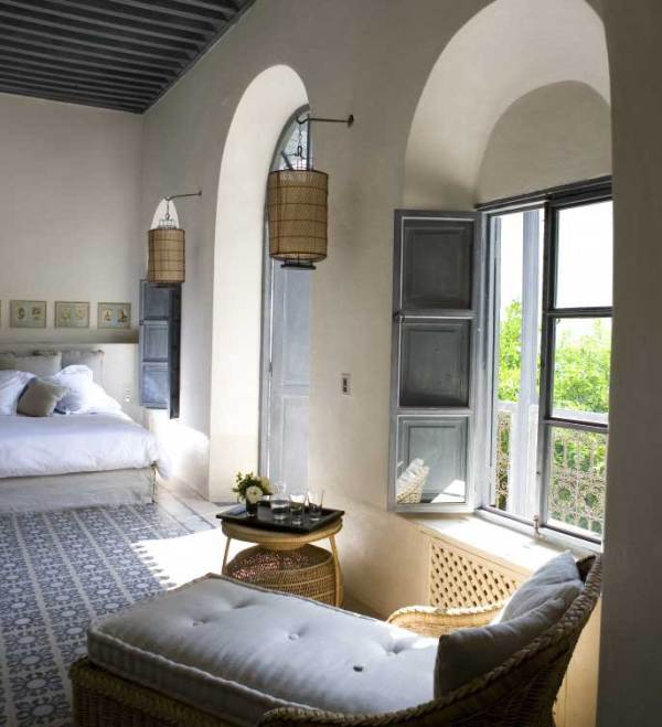 Amberlair Crowdsourced Crowdfunded Boutique Hotel - Meet Kristin Lindenberg of Amberlair at Riad Tarabal in Marrakech in Morocco #boholover
