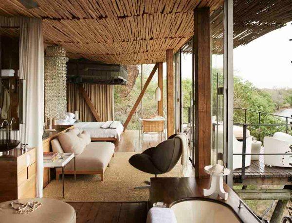 Singita Lebombo Lodge, Kruger, South Africa. Marianna Hillmer from Weltenbummlermag
