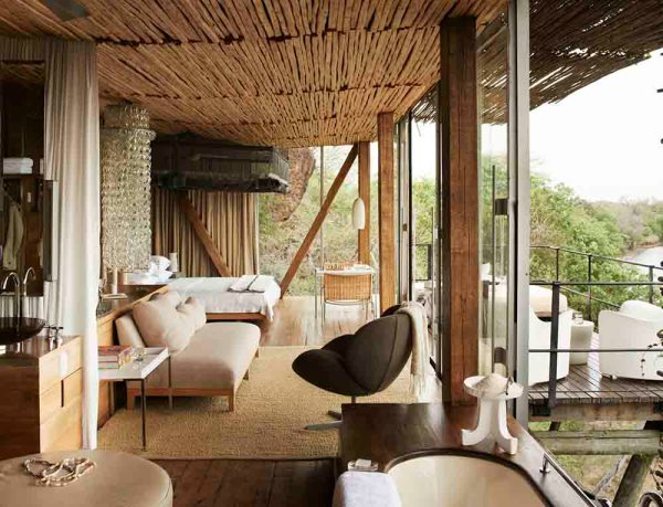 Singita Lebombo Lodge, Kruger, South Africa. Marianna Hillmer from Weltenbummlermag