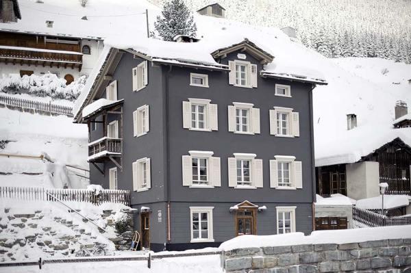 Amberlair Crowdsourced Crowdfunded Boutique Hotel - Brücke 49, Switzerland.