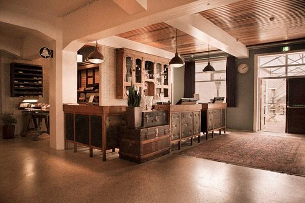 Amberlair Crowdsourced Crowdfunded Boutique Hotel - KEX Hostel Reykjavik Iceland - design boutique hotels