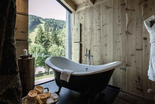 Amberlair Crowdsourced Crowdfunded Boutique Hotel - Mama Thresl, Austria.