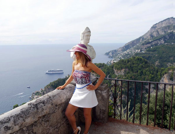 Suze, The Luxury Columnist - Where in Italy