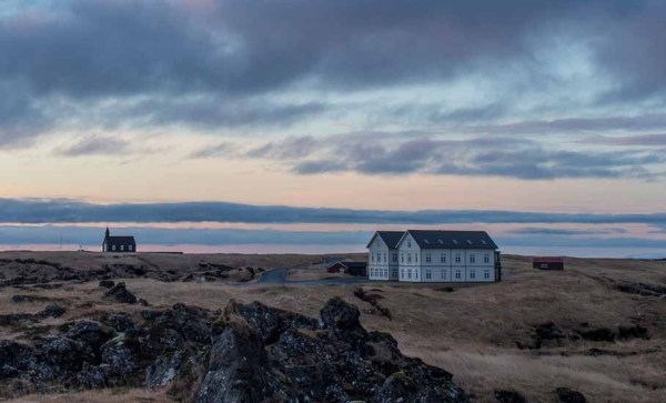 Amberlair Crowdsourced Crowdfunded Boutique Hotel - Hotel Budir - design boutique hotels Iceland