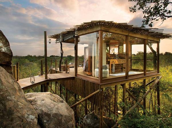 Amberlair Crowdsourced Crowdfunded Boutique Hotel Lion Sands - BoutiquEco: The world's finest 15 green retreats