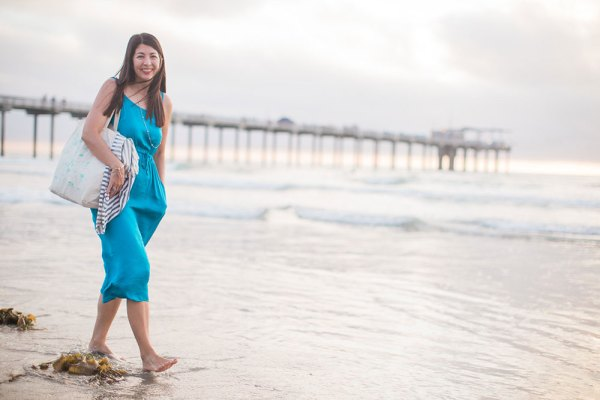 Amberlair Crowdsourced Crowdfunded Boutique Hotel - #BoHoLover: Meet Katie Dillon of La Jolla Mom @lajollamom