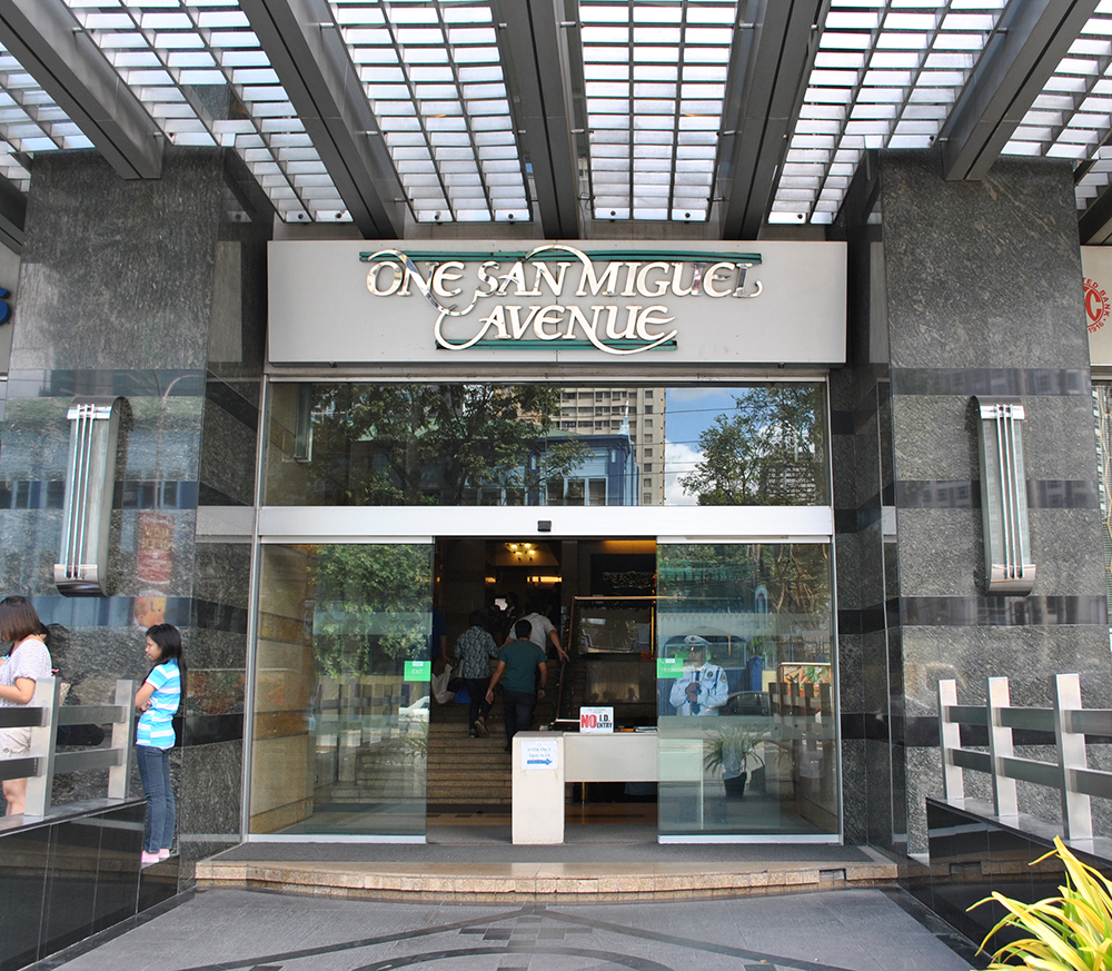 Amberland Corporation  One San Miguel Avenue