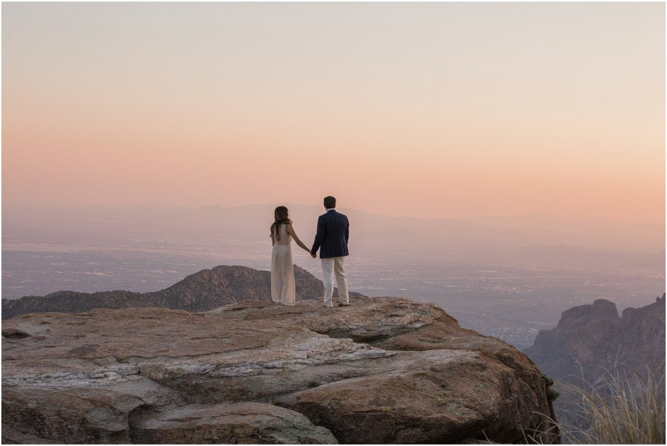 mountain_top_couple's_session_white_lace_dresss_Blue_suit_12