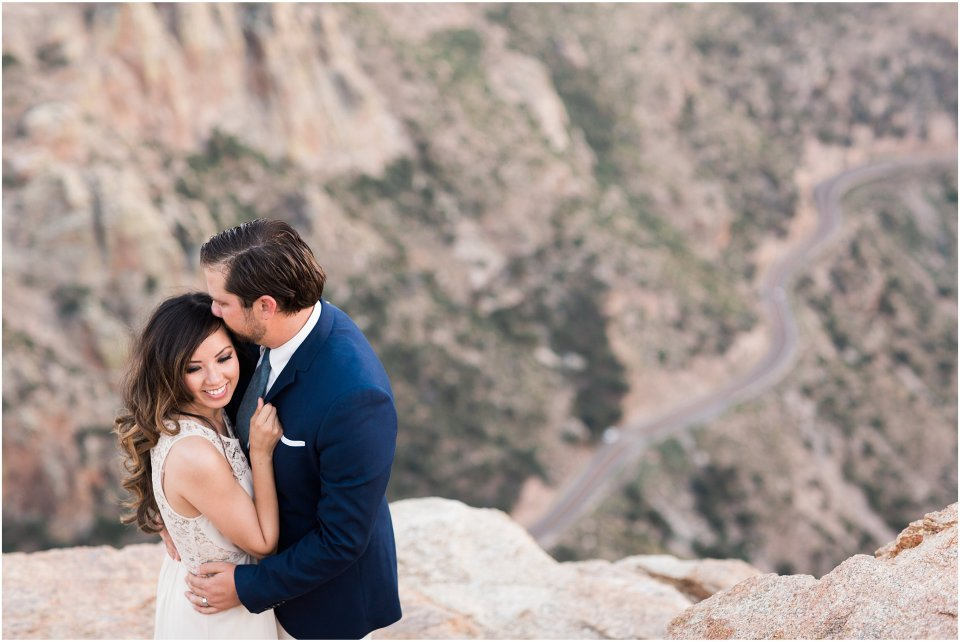 mountain_top_couple's_session_white_lace_dresss_Blue_suit_18