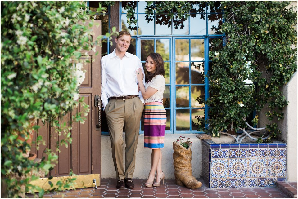 Country_Club_Kate_Spade_Dress_La_Paloma_Elegant_Engagement_Jewel_Tones_03