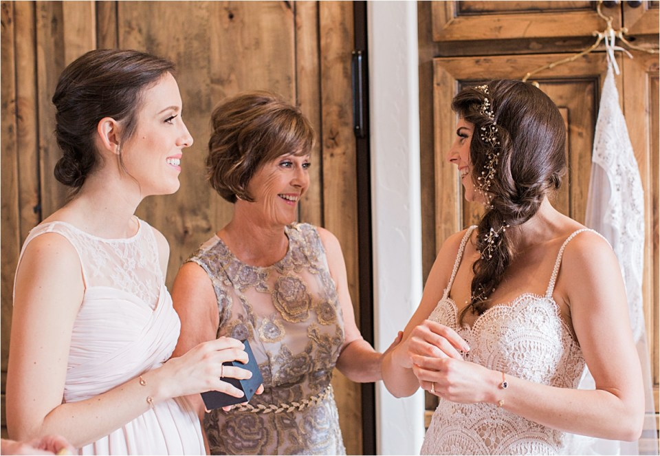 Getting ready details at Tanque Verde Ranch Wedding.
