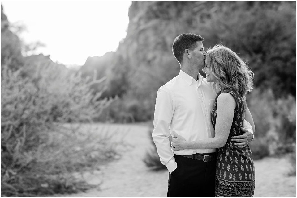 Honeybee Canyon Engagement Session in Tucson, Arizona with Amber Lea Photography.