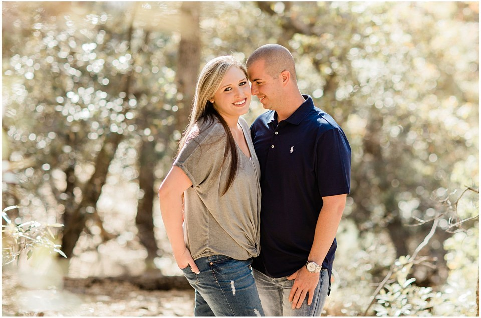 Tucson Engagement Session at Madera Canyon