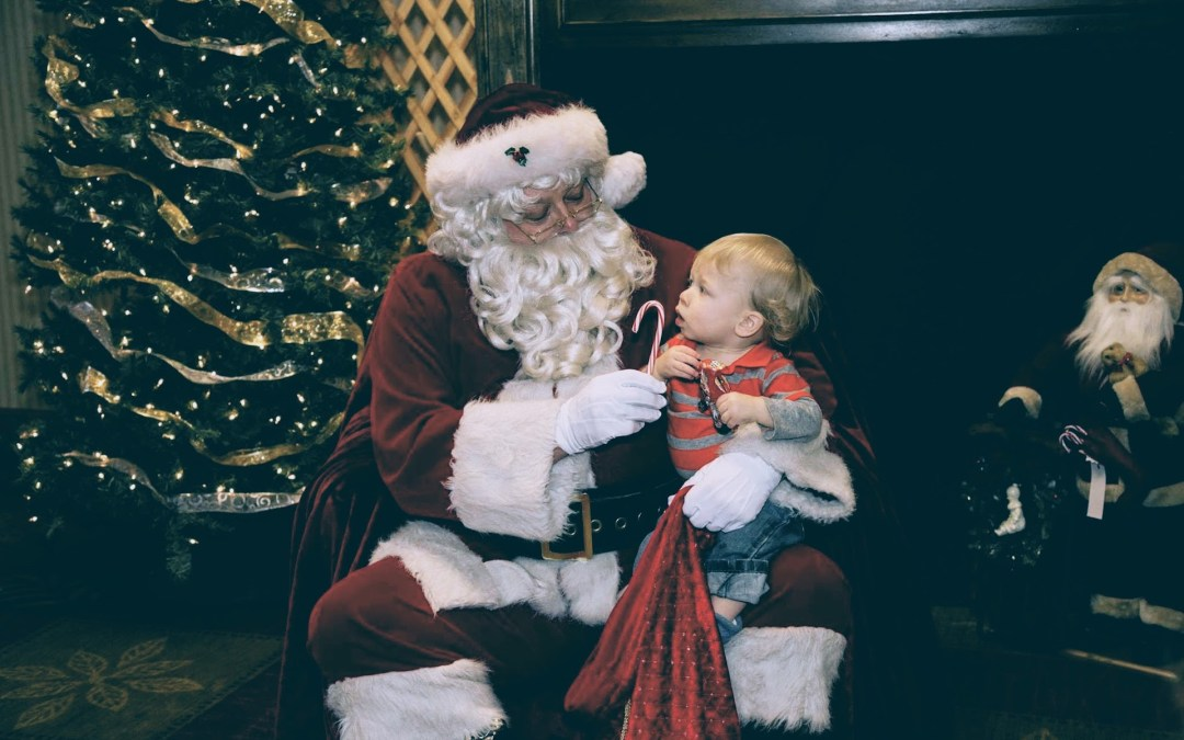 This Christmas Tradition Turns Your Kids into Santa and Teaches Generosity