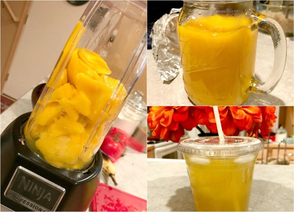 Mango Green Tea, Healthy