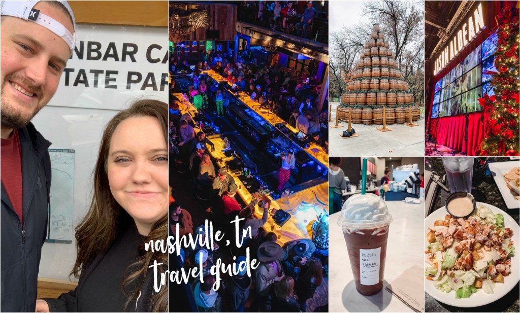Travel guide to Nashville, Tennessee.