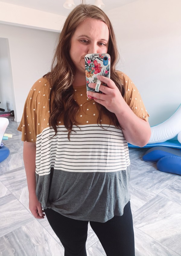 Latest Curvy Maurices Finds