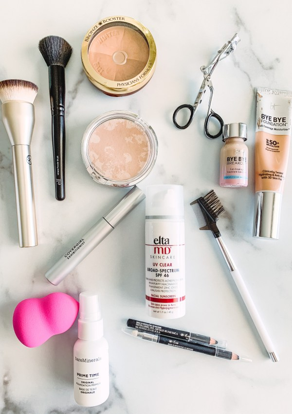 Basic Everyday Makeup Must-Haves