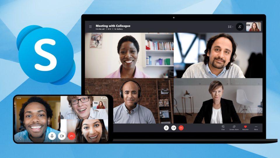 Skype 8.66 Free Download For Widows/Mac 2021