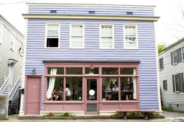Charleston South Carolina- Cocktails and Coffee