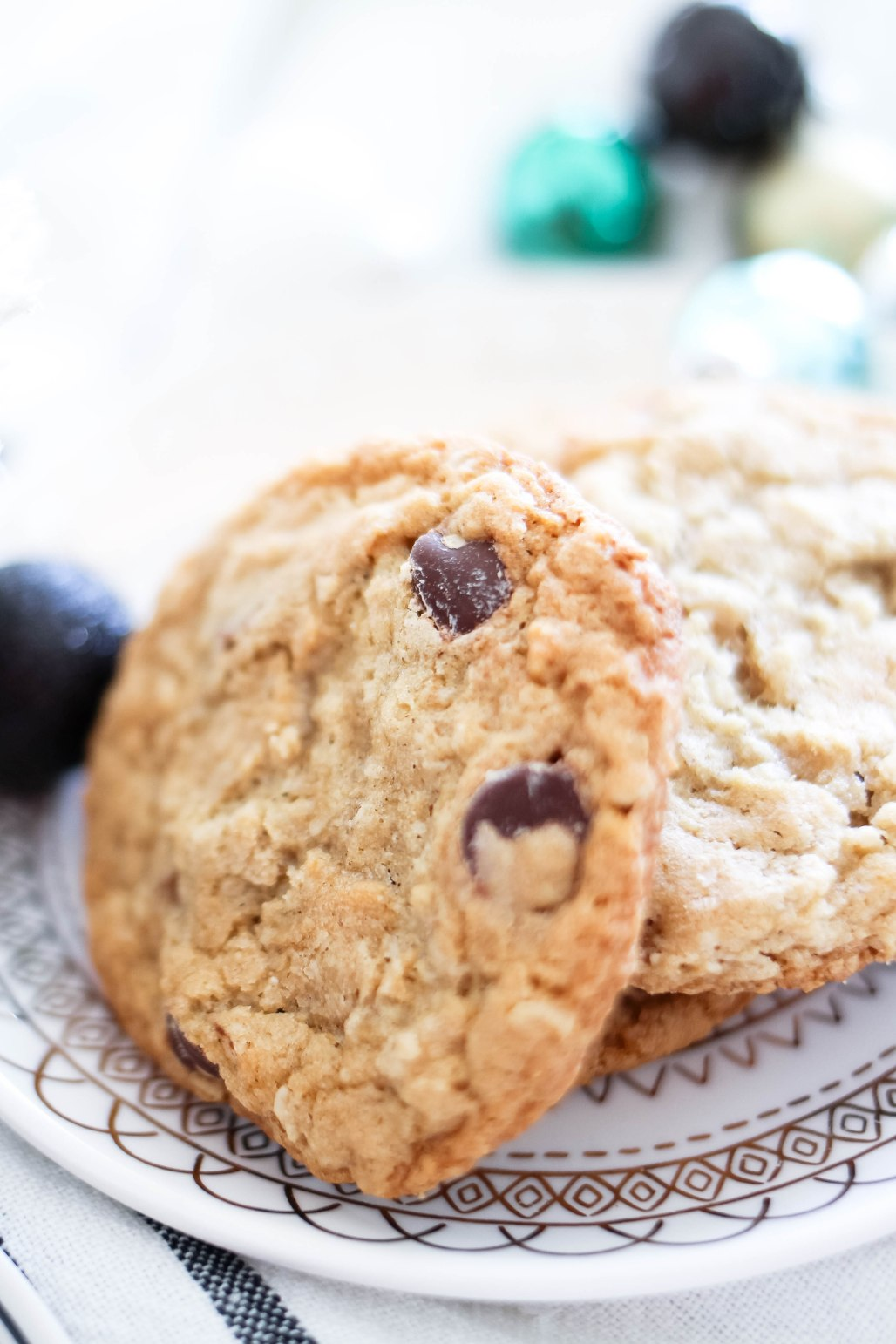 Chocolate Chip Cookie Recipe-A Married Adventure