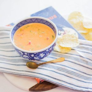 Super Bowl Sunday Queso Recipe
