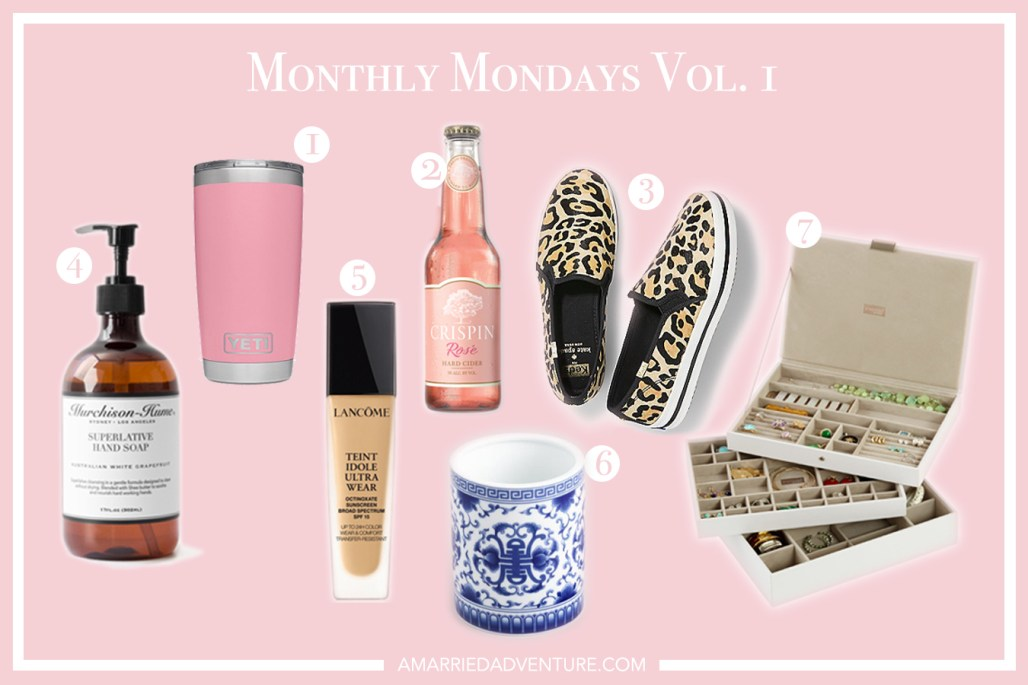 Monthly Monday