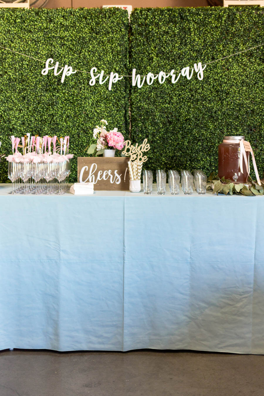 My Best Friends Bridal Shower | A Married Adventure