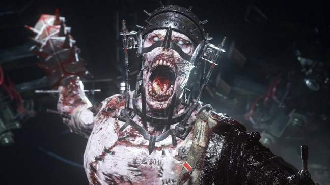 Call of Duty: WW2 - Nazi Zombie