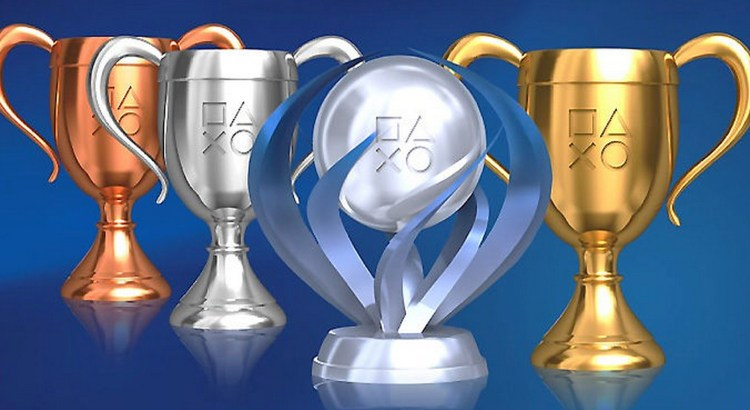 PlayStation's virtual trophies