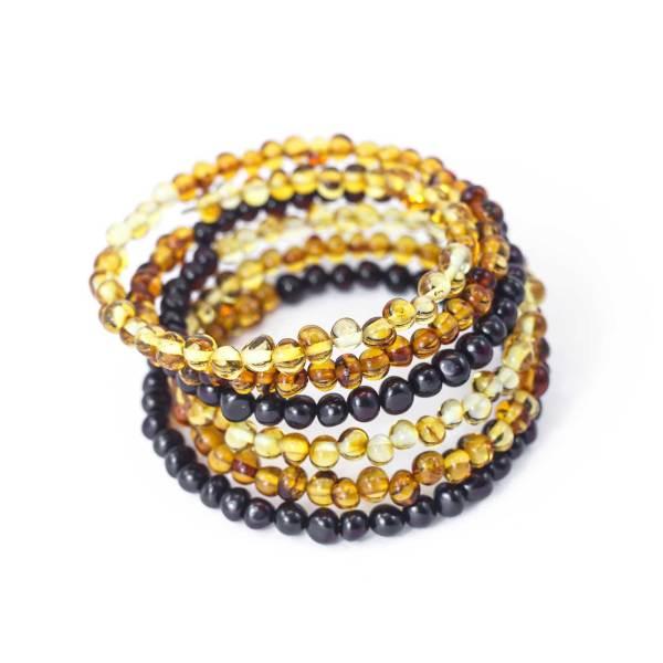 amber-bracelet-snake-multicolor-front