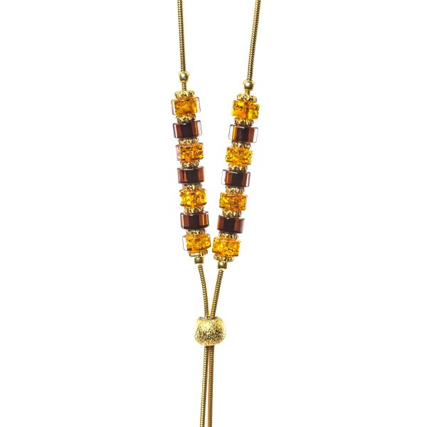 gold-plated-silver-necklace-with-amber-glamoure-close-view