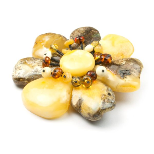 natural-baltic-amber-brooch-pendant-stone-flower-sideview
