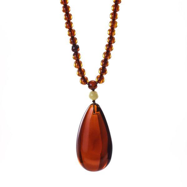 natural-baltic-amber-necklace-raindrop-1