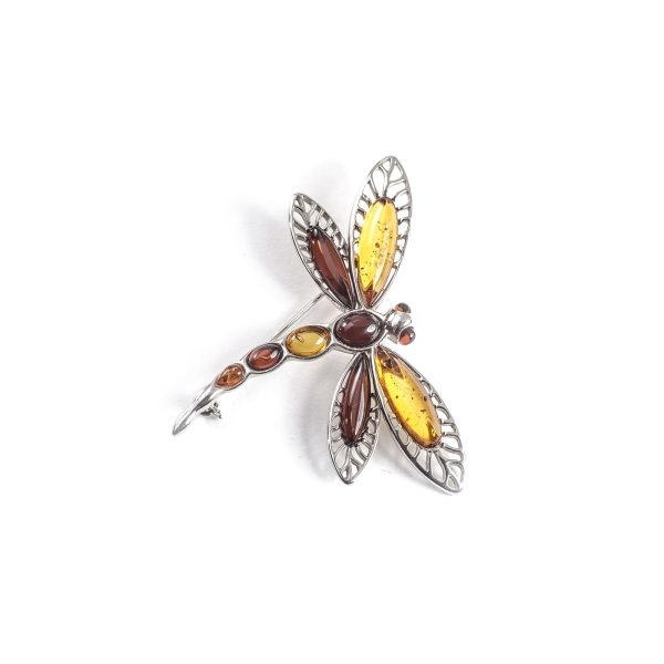 silver-brooch-with-natural-baltic-amber-dragonflyII