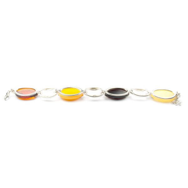 silver-chain-bracelet-with-natural-baltic-amber-fashion-4