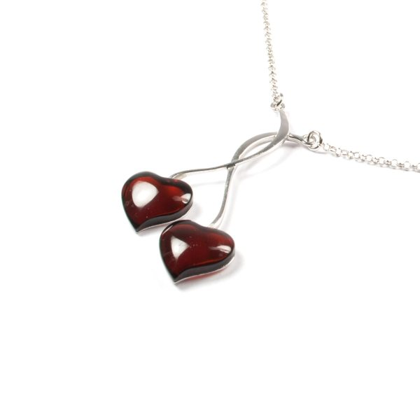 silver-chain-necklace-with-silver-and-natural-baltic-amber-pendant-two-hearts