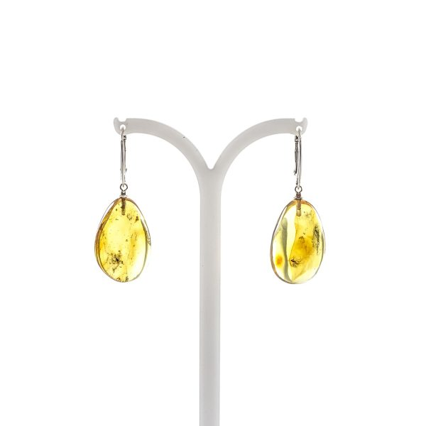 silver-earrings-with-natural-baltic-amber-graal-2