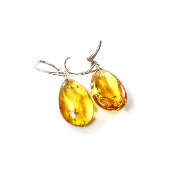 silver-earrings-with-natural-baltic-amber-graal