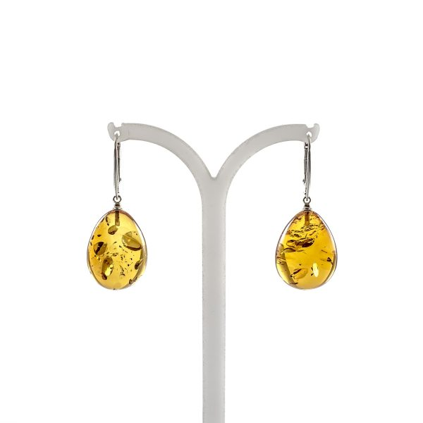 silver-earrings-with-natural-baltic-amber-raindrops-2