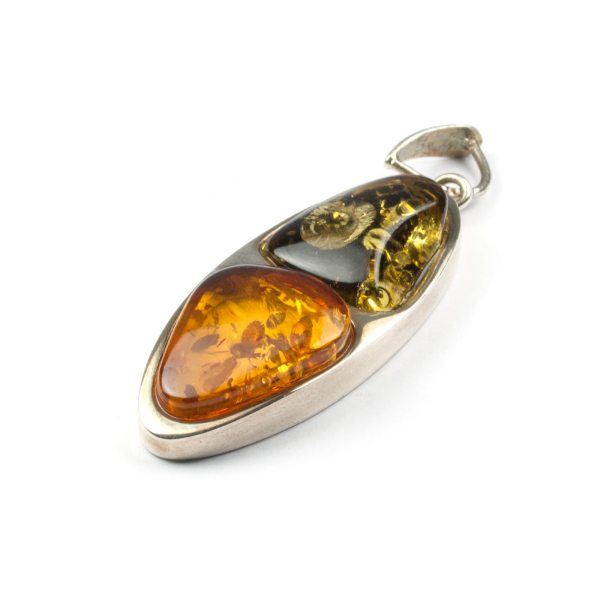 silver-pendant-with-two-amber-pieces