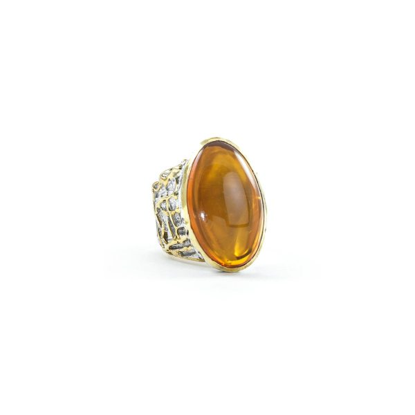 silver-ring-with-amber-stone-relict-3