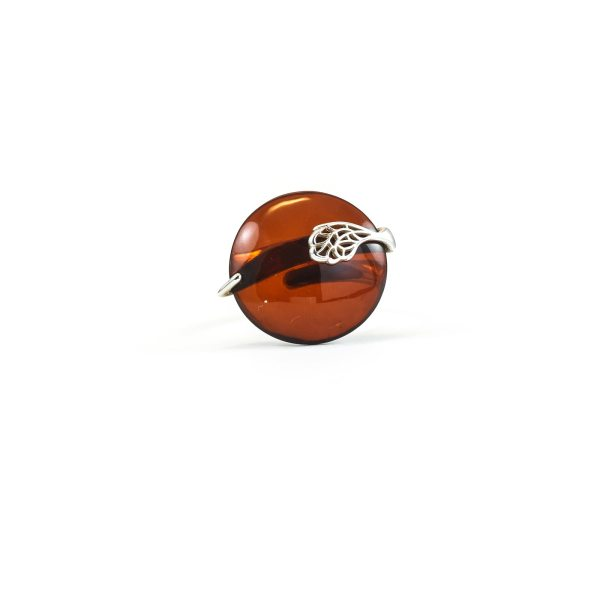 silver-ring-with-cherry-amber-piece-sun-4