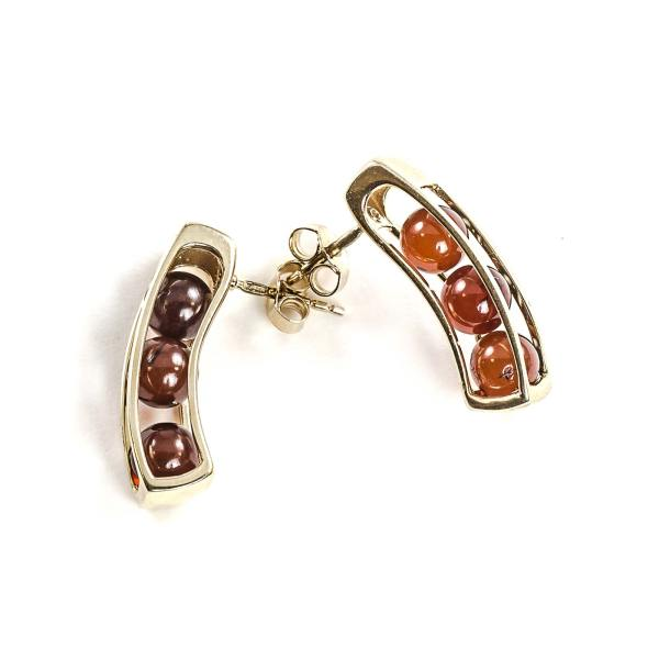 gold-earrings-14k-with-natural-baltic-amber-aurora-CHERRY